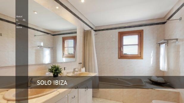 Hostal Es Pil Larí Home booking