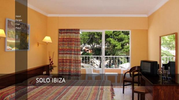 Hotel Fergus Capi Playa reservas