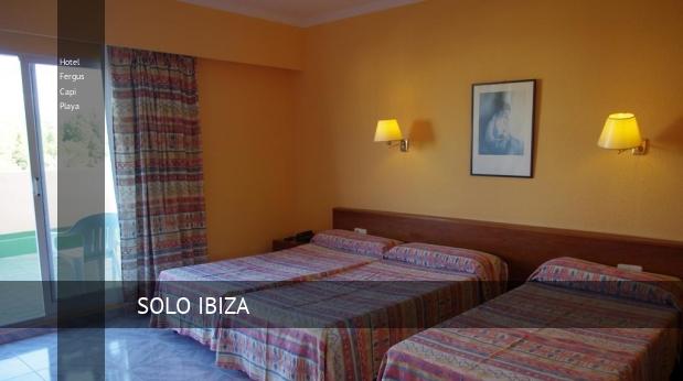 Hotel Fergus Capi Playa reverva