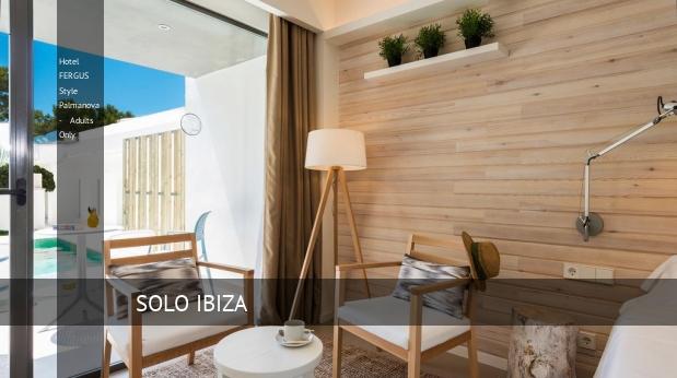 Hotel FERGUS Style Palmanova - Solo Adultos baratos