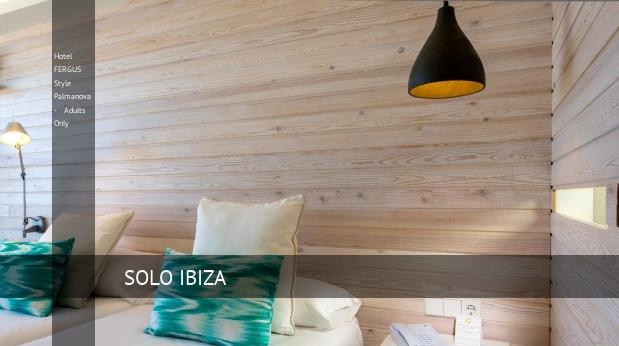 Hotel FERGUS Style Palmanova - Solo Adultos consejo
