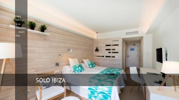 Hotel FERGUS Style Palmanova - Solo Adultos oferta