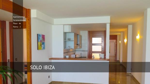 Apartamentos Ferienwohnung Playa de Palma 2