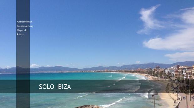 Apartamentos Ferienwohnung Playa de Palma