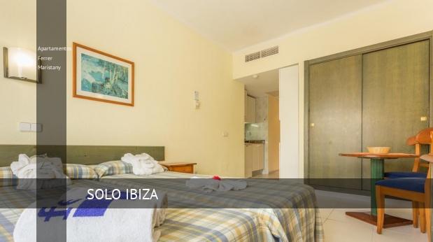 Apartamentos Ferrer Maristany baratos