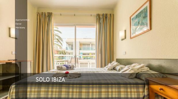 Apartamentos Ferrer Maristany booking