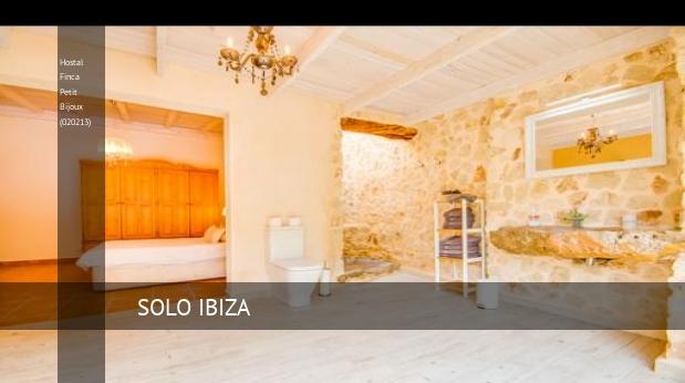 Hostal Finca Petit Bijoux (020213) booking