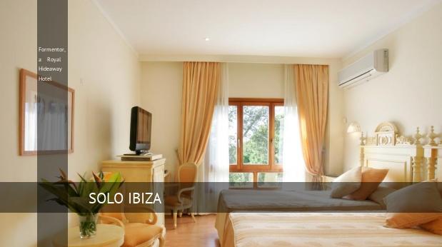 Formentor, a Royal Hideaway Hotel reverva
