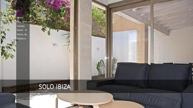 Hostal Four-Bedroom Holiday Home in Palma de Mallorca booking