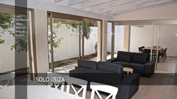 Hostal Four-Bedroom Holiday Home in Palma de Mallorca reverva