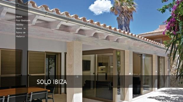 Four-Bedroom Holiday Home in Palma de Mallorca
