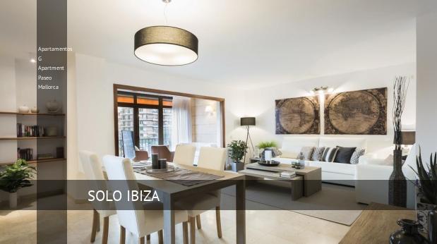 Apartamentos G Apartment Paseo Mallorca booking