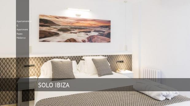 Apartamentos G Apartment Paseo Mallorca opiniones
