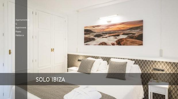 Apartamentos G Apartment Paseo Mallorca reverva