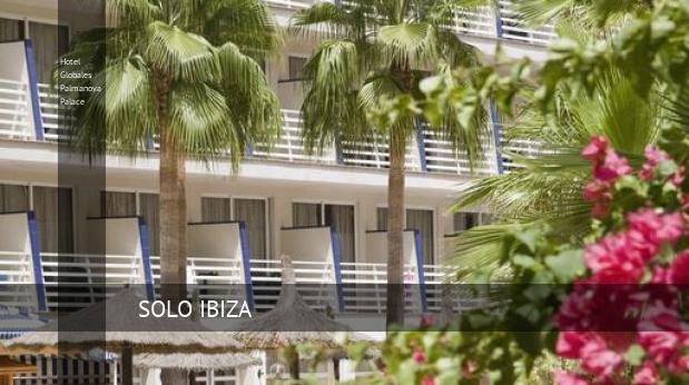 Hotel Globales Palmanova Palace reverva