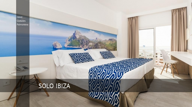Hotel Globales Palmanova booking