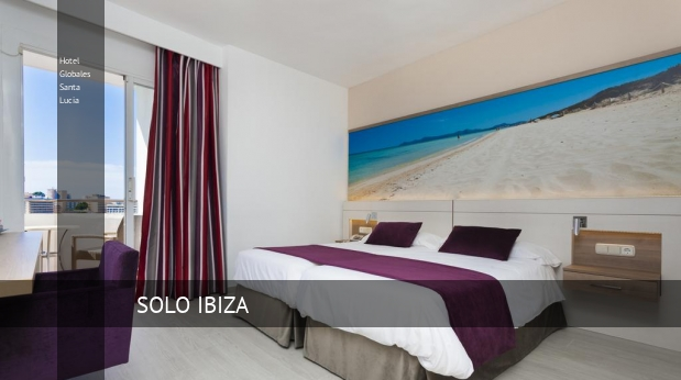Hotel Globales Santa Lucia opiniones