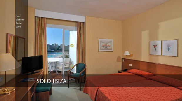 Hotel Globales Santa Lucia reverva