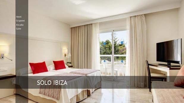 Hotel Grupotel Alcudia Suite barato