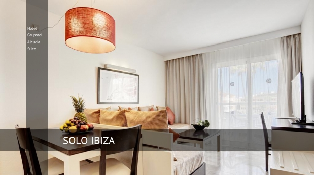 Hotel Grupotel Alcudia Suite booking