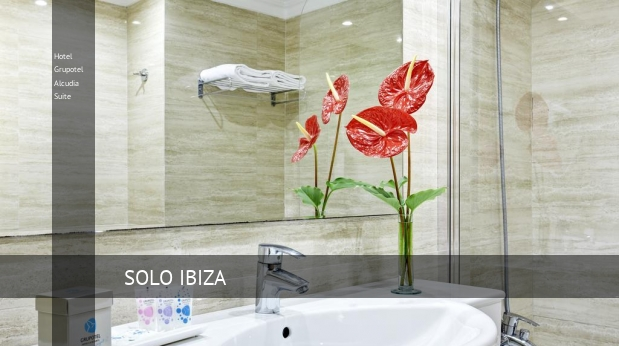 Hotel Grupotel Alcudia Suite opiniones