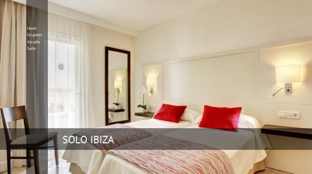 Hotel Grupotel Alcudia Suite reservas