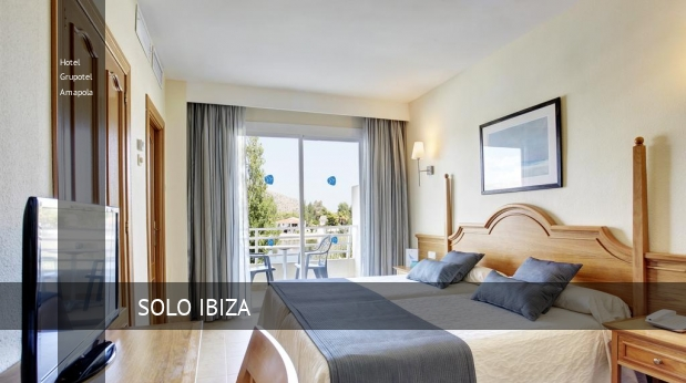 Hotel Grupotel Amapola booking