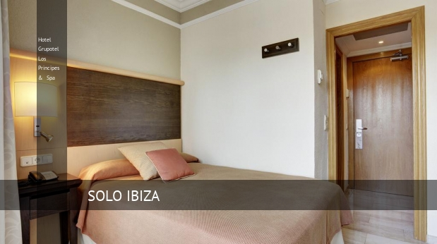 Hotel Grupotel Los Principes & Spa barato