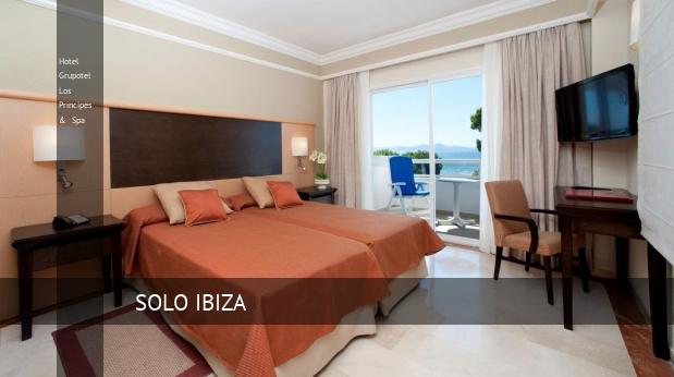 Hotel Grupotel Los Principes & Spa opiniones