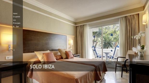 Hotel Grupotel Los Principes & Spa reservas