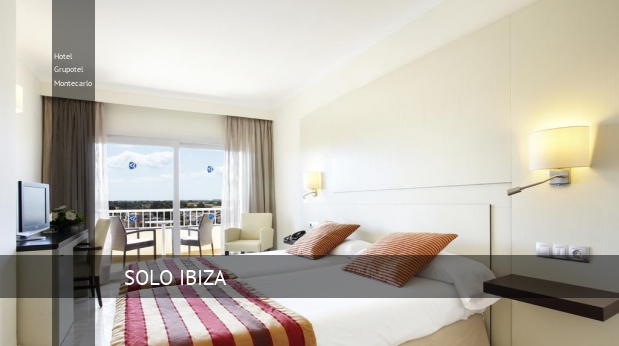Hotel Grupotel Montecarlo opiniones