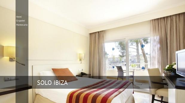 Hotel Grupotel Montecarlo reservas