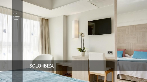 Hotel Grupotel Orient opiniones