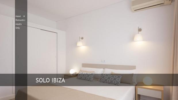 Hotel H Romantic- Solo Adultos barato