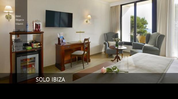 Hotel Hesperia Villamil barato
