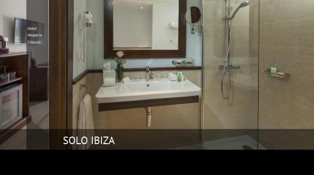 Hotel Hesperia Villamil opiniones