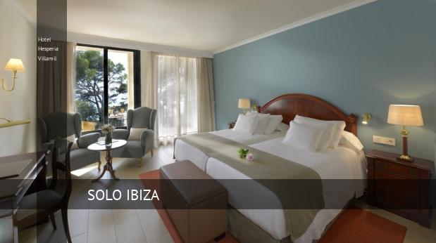 Hotel Hesperia Villamil reverva