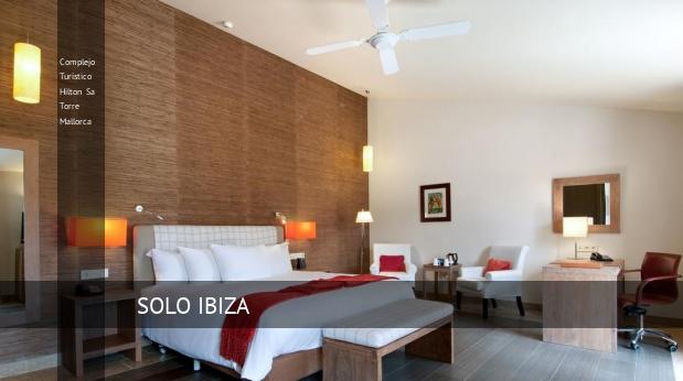 Complejo Turístico Hilton Sa Torre Mallorca habitacion