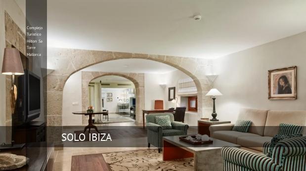 Complejo Turístico Hilton Sa Torre Mallorca habitaciones