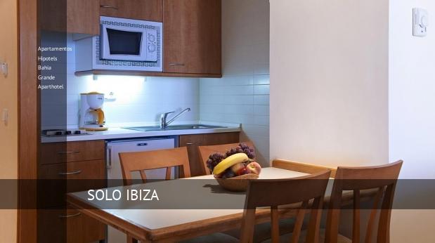 Apartamentos Hipotels Bahía Grande Aparthotel opiniones