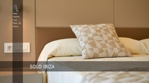 Hotel Hipotels Gran Playa de Palma baratos