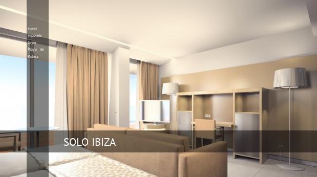 Hotel Hipotels Gran Playa de Palma booking