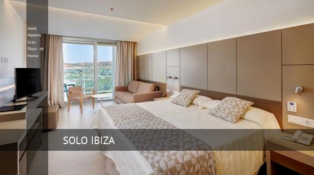 Hotel Hipotels Gran Playa de Palma habitacion