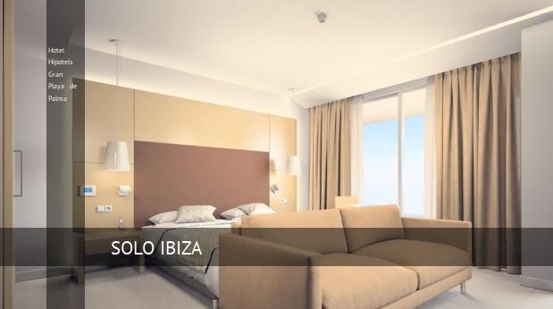 Hotel Hipotels Gran Playa de Palma habitaciones