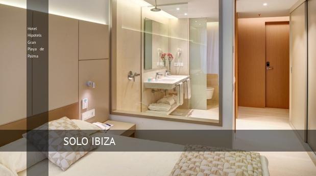 Hotel Hipotels Gran Playa de Palma Mallorca