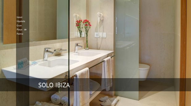 Hotel Hipotels Gran Playa de Palma ofertas