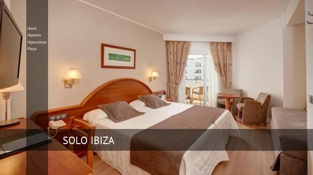 Hotel Hipotels Hipocampo Playa opiniones