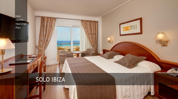 Hotel Hipotels Hipocampo Playa reservas
