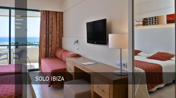 Hotel Hipotels Marfil Playa opiniones