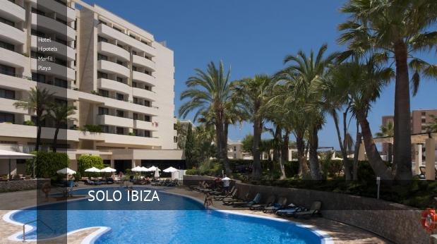 Hotel Hipotels Marfil Playa reverva